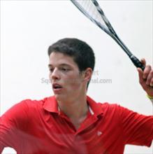 Squash International - Fritz Borchert